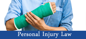 Broken Arm - Law Firm